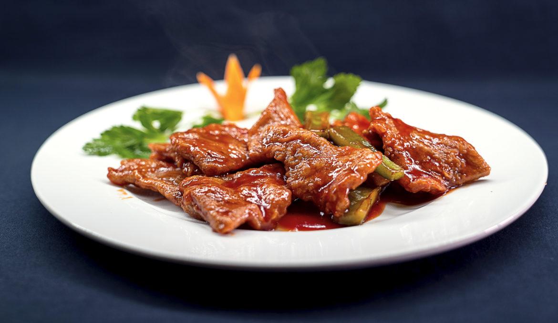 """Свинина """"Гобажоу"""" 锅包肉"""